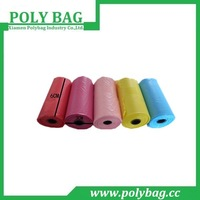 cheap envelopes varicoloured biodegradable dog waste bag