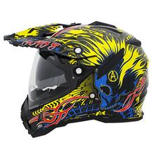 SNELL,DOT,ECE Racing Helmet N-722 wth Visor