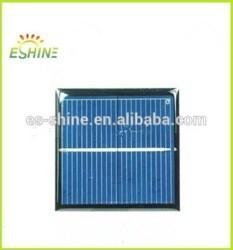 60*60mm Epoxy Resin Encapsulation Solar Panels 3v price per watt solar panel 150w
