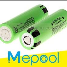 Mepool NCR18650BE for Panasonic 18650 3200mah Li-ion battery for Mechanical Vaporizer 18650 Battery
