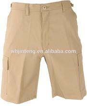 khaki bdu short pants(battle dress uniform)