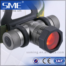 SME-T103 one color from Red Green Blue 300 lumen universal miners light