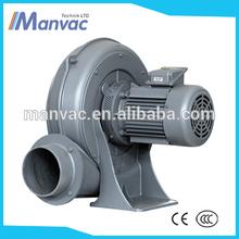 Tb100 serie de aluminio de alta calidad de gran flujo de sistema de ventilación y filtración centrífuga del ventilador