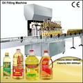 Enchimento de óleo e máquina de embalagem