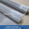 super amplia de alta precisión de fabricación de papel de filtro de acero inoxidable de malla