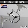 Buena calidad 3D de la decoración del coche del coche emblema