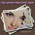 115g-260g waterproof glossy photo paper A4 factory supply