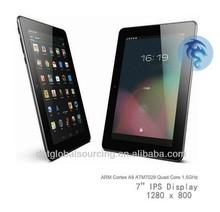Hot sale Quad Core 7 inch best low price tablet pc