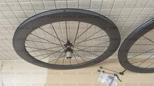 Promotion Carbon Clincher 50mm Wheelset Carbon Road Bike Clincher Wheelset Carbon Road Wheels In Bicycle Wheel