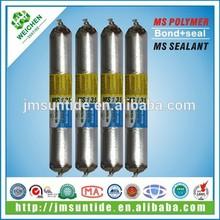 Aluminum packaging elastic sealant mastic sealant