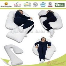 Pregnant Sleeping J Shape Pillow Factory