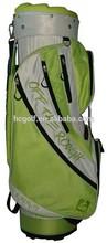 green poly golf cart bag golf 6 wholesale