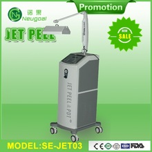 most advanced vertical jet peel treatment equipment for legs