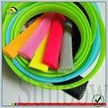 Manguera y protección cable resistente al fuego funda extensible
