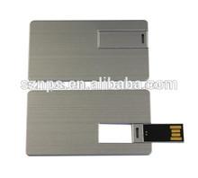 custom logo printed business card usb flash memory , alibaba express china business card usb flash drive