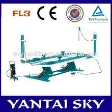 Sky FL3, 2014 auto repair frame machine car repairment car counting system