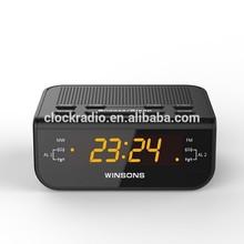 0.6 inch Home/Hotel Digital PLL FM Radio Led Display Alarm Clock Radio