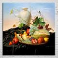 الفن قماش مخصص الحديثة شعبيةالتفاف الفواكه اللوحة الصور