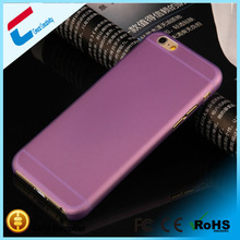 Ultrathin Crystal Clear Case for iPhone 6 plus , for iPhone 6plus PP Case Cover
