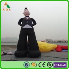human inflatable cartoon for sale /cartoon character