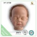 Baratos collestive bebês reborn/chorando de silicone boneca reborn/corpo cheio de silicone kits da boneca