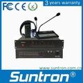الصوت الرقمي acs-sh608m مؤتمر لاسلكية نظام الترجمة الفورية المعدات