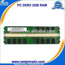Free Christmas present Full compatible 2gb desktop memory ddr3