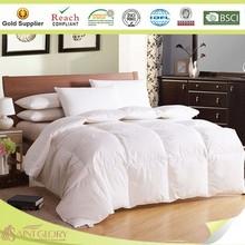 Popular white summer feather duvet/comforter
