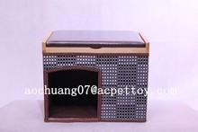 Luxury pet wooden house/rabbit wooden house