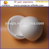 white eps hollow decorative ball