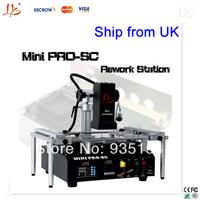 Shipping from UK to EU, no tax!! MINI PRO-SC Infrared BGA rework station, mini IR-PRO-SC for BGA chip rework bga welding machine