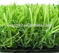 de hierba artificial de la instalación de la decoración del jardín