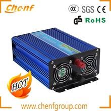 High quality OEM 600w solar power 12v dc to 220v ac inverter (CF-600Y)