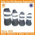 JML 2014 New Fashionable Fabric Waterproof Dog Boots Pet Footwear