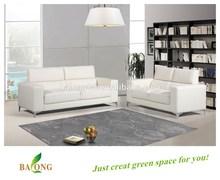 New Product White Luxurious Massage Corner Sofa