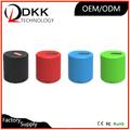 Baratos colorido estilo cilindro 2.1 multimédia sistema de colunas caixa de acrílico alto-falante