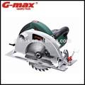 G-max ferramentas de poder 1800 w 185 mm portátil serra Circular preço GT14328