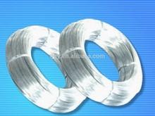 Hot Dip Galvanized Iron Wire 8 gauge galvanized steel wire electro galvanized iron wire