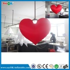 Inflatable heart, inflatable hanging heart model for decoration