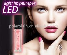 OEM LED light sexy lip gloss