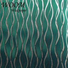 3d luxury gold silver colorful ripple wallpaper design wallpaper decorative wallpaper for ktv bar decoration