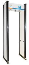 18 zone long range high sensitivity Walk through metal detector