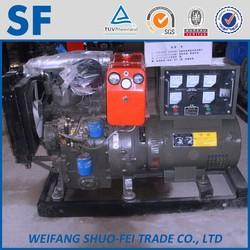 electric starter 15kw diesel generator price