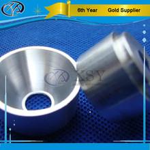 cnc machining aluminum parts for led flashlight