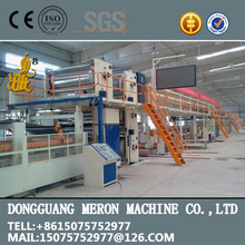 automatic corrugated paper box making machine