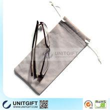 Soft glasses bag,eye wear pouch,Personalized custom sunglasses microfiber pouch