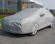 Durable exterior de tela de fieltro material de revestimiento a prueba de nieve a prueba de agua anti hail anti - uv cubierta del coche