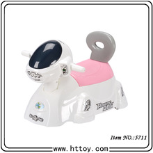 HT-5711 HENGTAI BABY RIDE ON CAR,POTTY,TOILET,WITH MUSIC,DOG