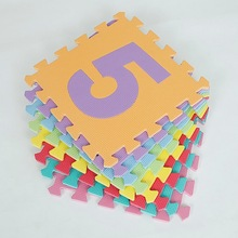 hot sale puzzle mat with custom logo,various color,OEM orders are welcome