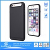 Lovely transparent hard crystal mobile phone cover for iphone 6s